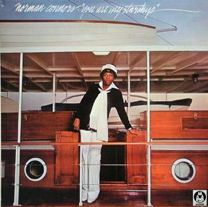 Front Cover Album Norman Connors - You Are My Starship