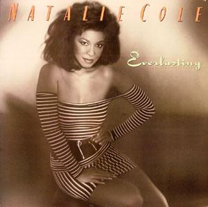 Album  Cover Natalie Cole - Everlasting on MANHATTAN Records from 1987