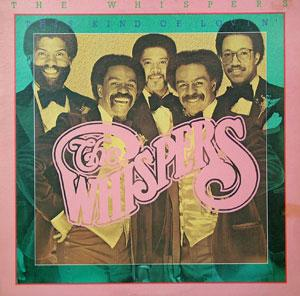 Album  Cover The Whispers - This Kind Of Lovin' on SOLAR Records from 1981