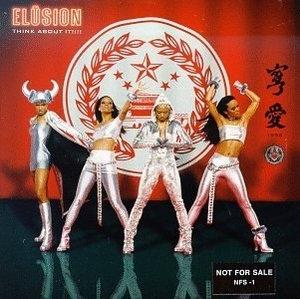 Album  Cover Elusion - Think About It on RCA Records from 1998