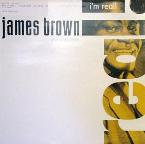 Album  Cover James Brown - I'm Real on  Records from 1988