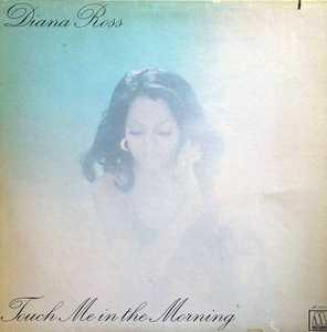 Album  Cover Diana Ross - Touch Me In The Morning on MOTOWN Records from 1973