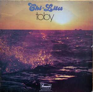 Album  Cover The Chi-lites - Toby on BRUNSWICK Records from 1974