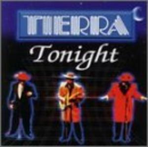 Album  Cover Tierra - Tonight on THUMP Records from 1993