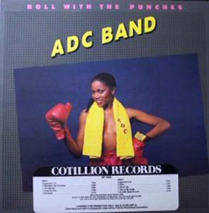 Album  Cover Adc Band - Roll With The Punches on COTILLION (ATLANTIC RECORDING) Records from 1982