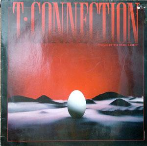 Front Cover Album T-connection - Take It To The Limit