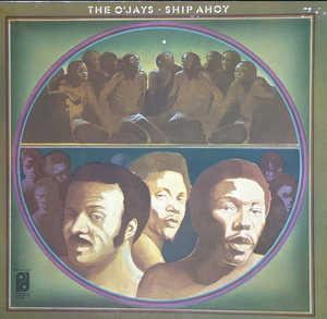 Front Cover Album The O'jays - Ship Ahoy