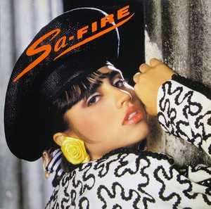 Album  Cover Sa-fire - Sa-fire on MERCURY Records from 1988