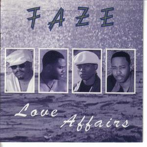 Album  Cover Faze - Love Affairs on URBAN STERLING Records from 1995