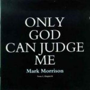 Album  Cover Mark Morrison - Only God Can Judge Me on WEA Records from 1997