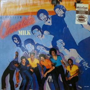 Album  Cover Chocolate Milk - Hipnotism on RCA Records from 1980