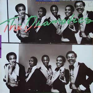 Album  Cover The Dramatics - Shake It Well on ABC Records from 1977