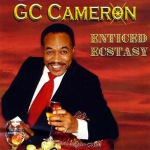 Album  Cover G.c. Cameron - Enticed Ecstasy on  Records from 2009
