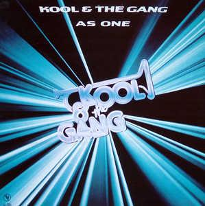 Album  Cover Kool & The Gang - As One on DE-LITE Records from 1982