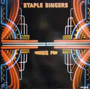 Album  Cover Staple Singers - Turning Point on PRIVATE I Records from 1984