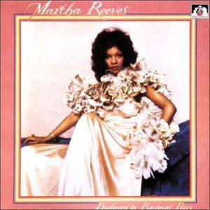 Album  Cover Martha Reeves - Martha Reeves on MCA Records from 1974