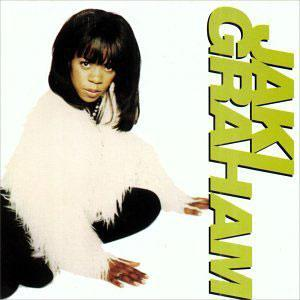 Album  Cover Jaki Graham - Don't Keep Me Waiting on WEA Records from 1997
