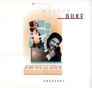 Album  Cover George Duke - Snapshot on WARNER BROS. Records from 1992