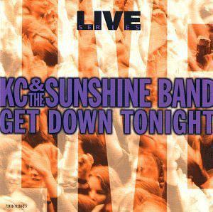 Album  Cover K.c. And The Sunshine Band - Get Down Live! on INTERSOUND Records from 1995