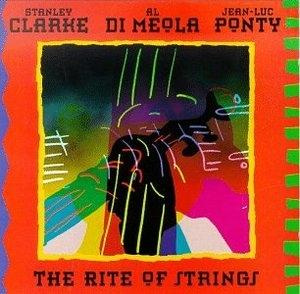 Front Cover Album Stanley Clarke - Rite Of Strings