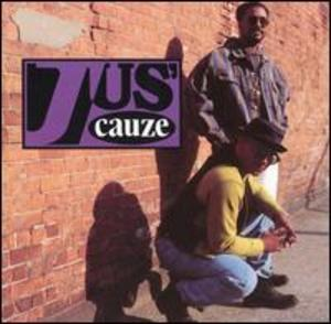 Album  Cover Jus Cauze - Jus'cauze on SAVAGE Records from 1992