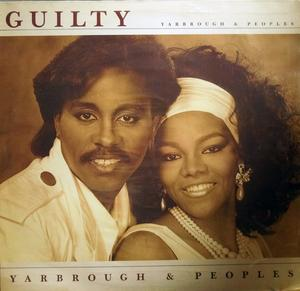 Album  Cover Yarbrough & Peoples - Guilty on TOTAL EXPERIENCE Records from 1985