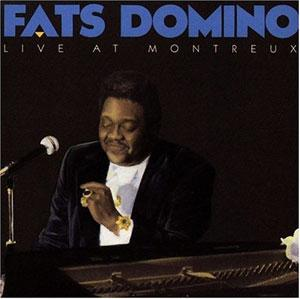 Album  Cover Fats Domino - Live At Montreux on ATLANTIC Records from 1987