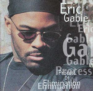 Front Cover Album Eric Gable - Process Of Elimination