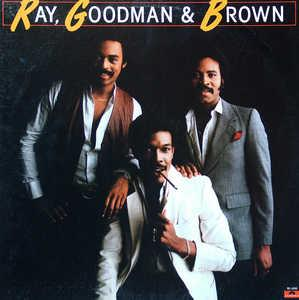 Album  Cover Ray Goodman & Brown - Ray, Goodman & Brown on POLYDOR Records from 1979