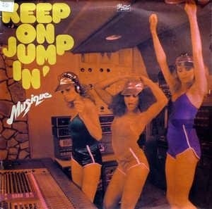 Front Cover Album Musique - Keep On Jumpin'