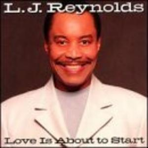 Album  Cover L.j. Reynolds - Love Is About To Start on VOLT (PROMO) Records from 1999