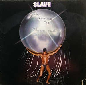Album  Cover Slave - Slave on COTILLION Records from 1977