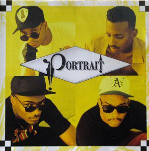 Album  Cover Portrait - Portrait on CAPITOL Records from 1992