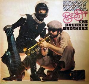 Front Cover Album The Brecker Brothers - Heavy Metal Be-Bop