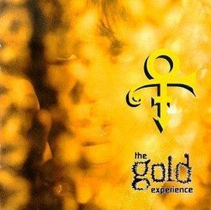 Album  Cover Prince - Gold Experience on WARNER BROS. Records from 1995
