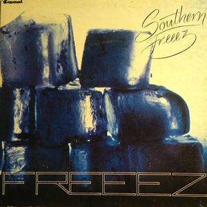 Album  Cover Freeez - Southern Freeez on BEGGARS BANQUET Records from 1981