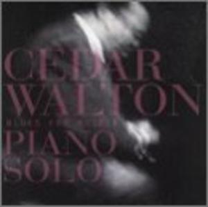 Album  Cover Cedar Walton - Blues For Myself on RED Records from 1986
