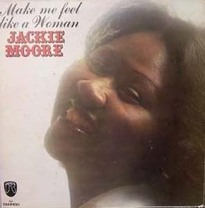 Album  Cover Jackie Moore - Make Me Feel Like A Woman on KAYVETTE Records from 1975