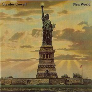 Front Cover Album Stanley Cowell - New World