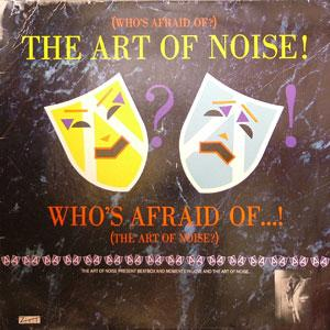 Front Cover Album The Art Of Noise - Moments In Love