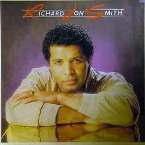 Album  Cover Richard Jon Smith - Richard Jon Smith on JIVE Records from 1983