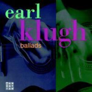 Album  Cover Earl Klugh - Ballads on BLUE NOTE Records from 1976