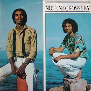 Album  Cover Nolen & Crossley - Nolen & Crossley on GORDY Records from 1981