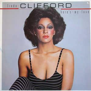 Album  Cover Linda Clifford - Here's My Love on RSO Records from 1979