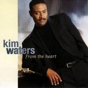 Album  Cover Kim Waters - From The Heart on SHANACHIE Records from 2001