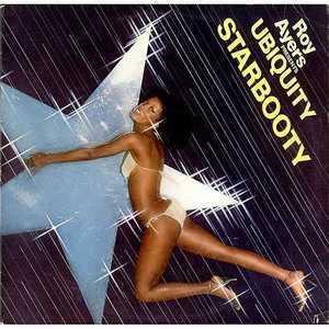 Album  Cover Roy Ayers - Starbooty on ELEKTRA (ELEKTRA/ASYLUM/NONESU Records from 1978