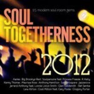 Album  Cover Various Artists - Soul Togetherness 2012 on EXPANSION Records from 2012
