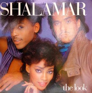 Album  Cover Shalamar - The Look on SOLAR Records from 1983