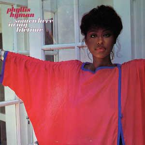 Album  Cover Phyllis Hyman - Somewhere In My Lifetime on ARISTA Records from 1978