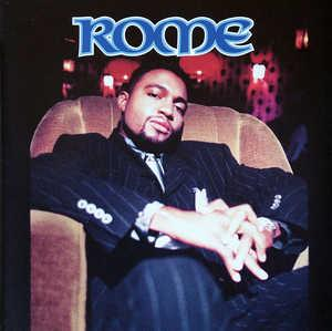 Album  Cover Rome - Rome on RCA Records from 1997